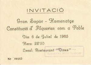 Invitació-sopar